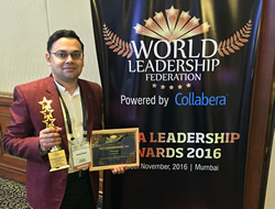 India Leadership Award - Excellence in Business Transformation